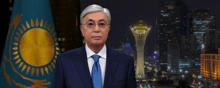 Мемлекет басшысы Қасым-Жомарт Тоқаевтың Қазақстан халқын Жаңа 2020 жылмен құттықтауы